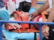 خونریزی مغزی قهرمان المپیک